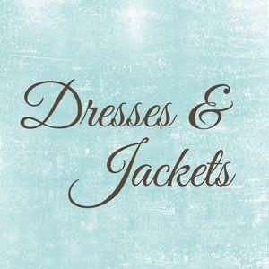 Dresses/jackets